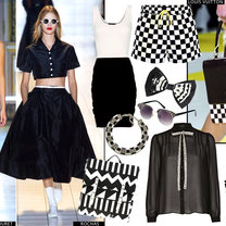 Moda na wiosnę / lato 2013