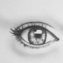 rysowanie portretu - krok 8