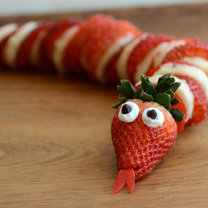 owocowy wąż