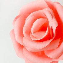 duży kwiat z papieru - krok 18