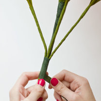 duży kwiat z papieru - krok 27