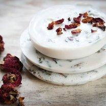 mydło różano-waniliowe