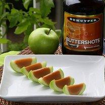 Jabłko z galaretką
