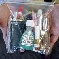 Kosmetyki do bagażu podręcznego
