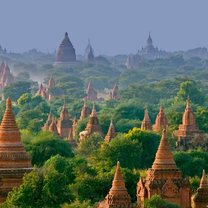 Bagan, Birma