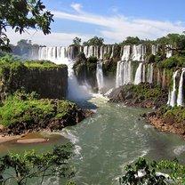 Iguazu wodospady