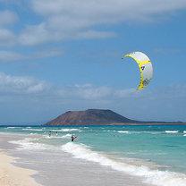 Flag Beach, Corralejo, Fuerteventura