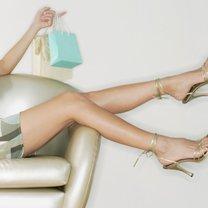 szczupłe nogi