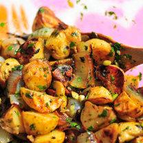 Sałatka ziemniaczana z grilla