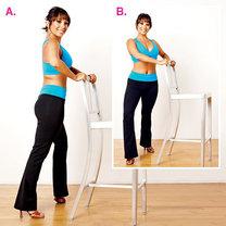 ćwiczenia przez taniec - krok 4