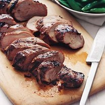 grillowana wieprzowina