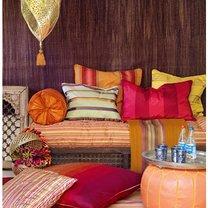 Poduszki marokańskie