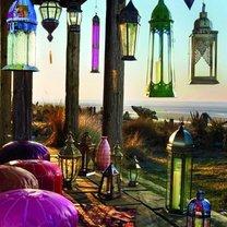 Marokańskie lampiony