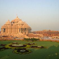 Zwiedzanie Delhi