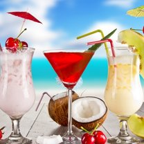 drinki tropikalne