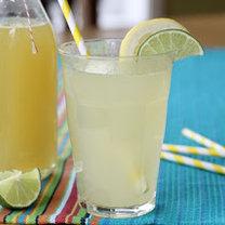 Syrop cytrynowo - limonkowy