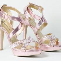 buty ślubne z cyrkoniami