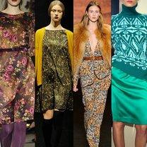 trendy mody jesień 2013
