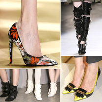 modne buty jesień 2013