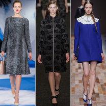 trendy jesień 2013 - eleganckie płaszcze