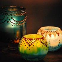 Lampiony marokańskie