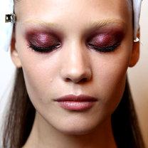 modny makijaż jesień 2013