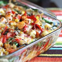 Enchilada wegetariańska