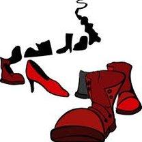 ustawianie butów