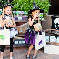 torby na Halloween