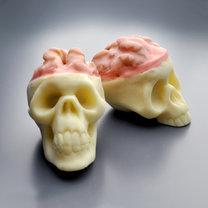 czekoladki czaszki
