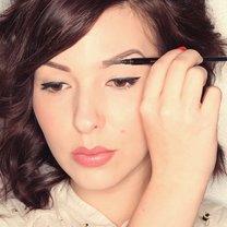 makijaż brwi - krok 4