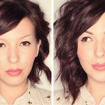 makijaż brwi - krok 7