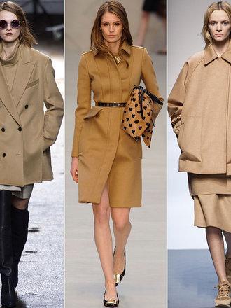 modne płaszcze jesień zima 2013