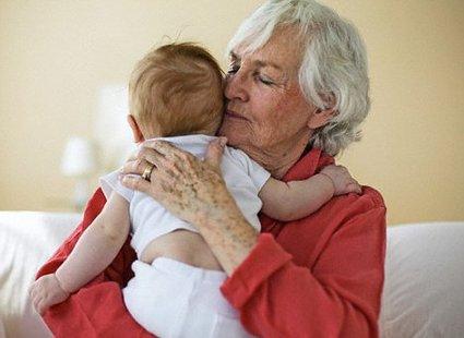 Z babcią