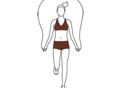 ćwiczenia na skakance - krok 5