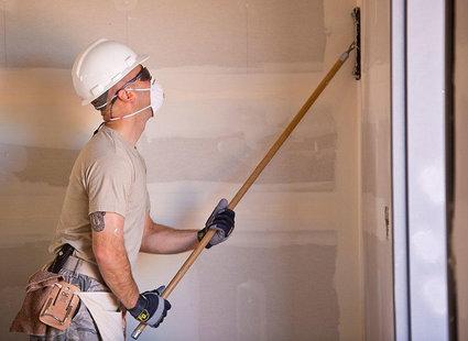 triki malowania ścian - krok 1