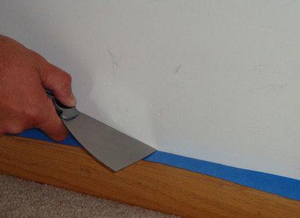 triki malowania ścian - krok 3