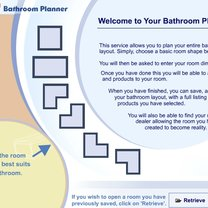 Virtual Bathroom Planner