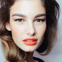 makijaż wiosna 2014 - trendy