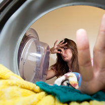 pranie pachnące stęchlizną