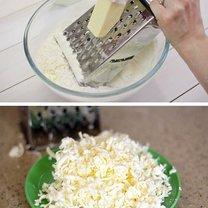 triki kuchenne - masło tarte na tarce