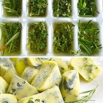triki kuchenne - kostki ziołowe