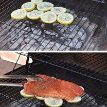 triki kuchenne - grillowanie ryby
