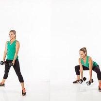 ćwiczenia ujędrniające - krok 5