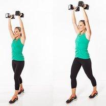 ćwiczenia ujędrniające - krok 6