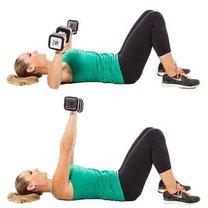 ćwiczenia ujędrniające - krok 8
