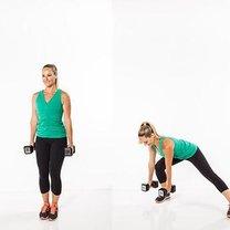 ćwiczenia ujędrniające - krok 9