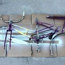rozkręcanie roweru
