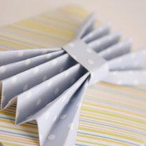 muszka z papieru
