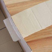 samolot z kartonu - krok 8